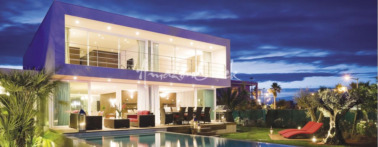 Villa Frankie   Evening