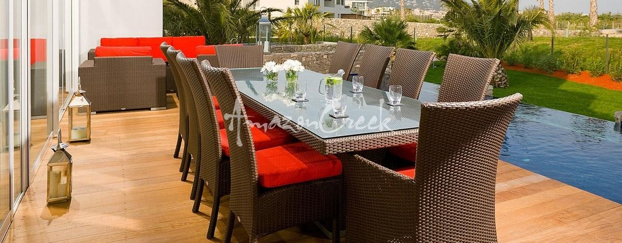 Villa Freya   'Al Fresco' Dining