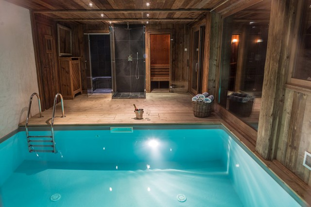 Luxury Chalet Chamonix - Chalet Baloo - Spa