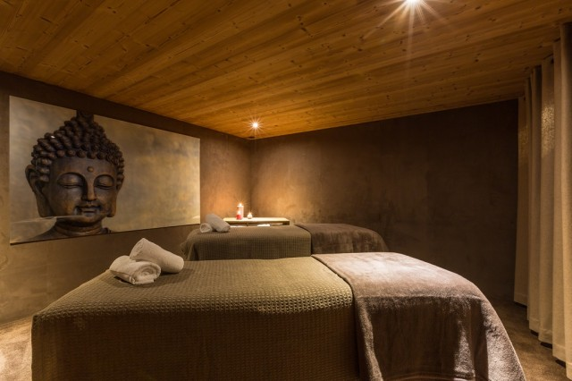 Luxury Chalet Chamonix - Chalet Baloo - Massage Room