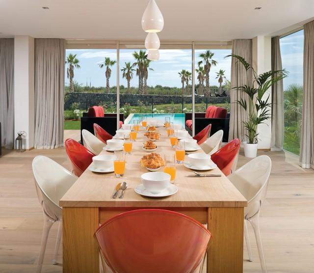 Villa Frankie - Dining Room