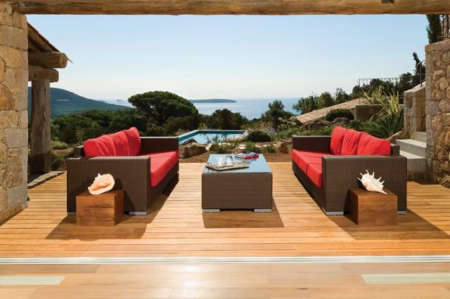 Villa Luna - Terrace