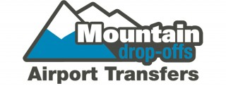 Mountain drop-offs Logo