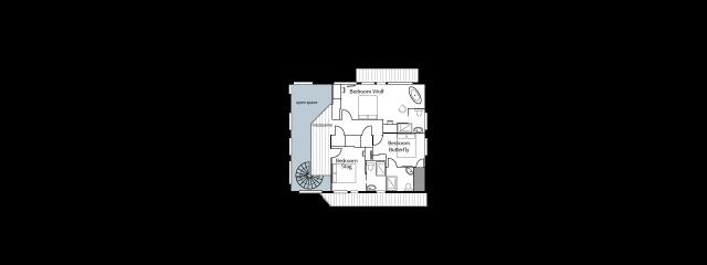 Chalet Couttet 2ème étage