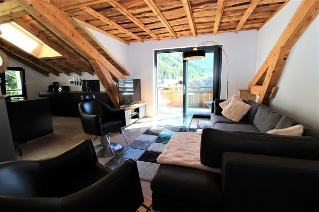 Luxury Apartment Chamonix - Penthouse de Blatiere