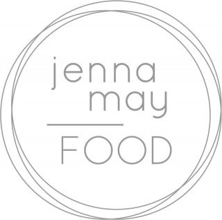 Jenna May Food Logo