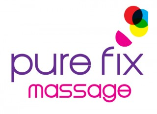 Pure Fix Massage Logo