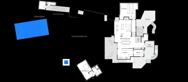 Villa Luna Ground Floor