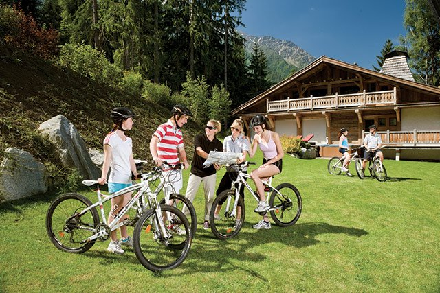 Summer Activities in Chamonix