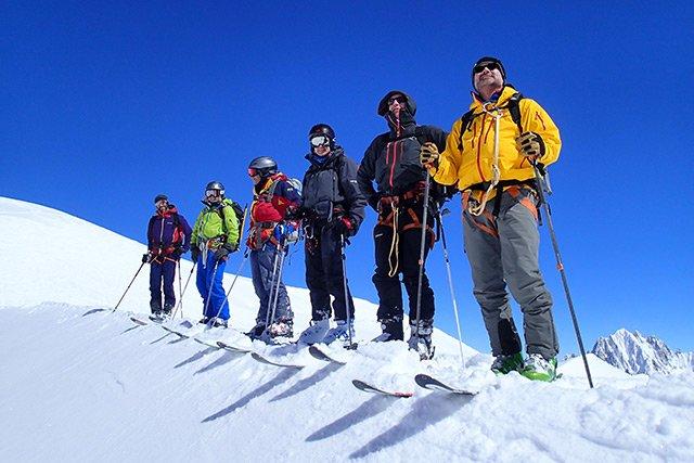 Ecoles de ski à Chamonix