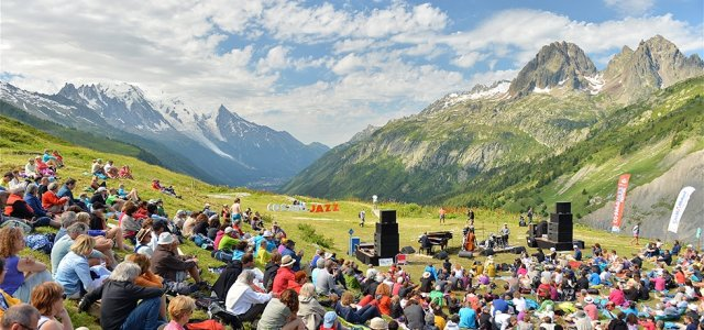 Chamonix Summer Events