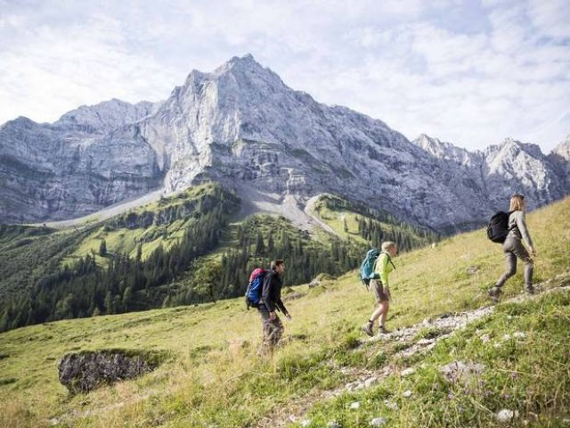 Amazon Creek features in the Independant Traveller - Summer in the Alps