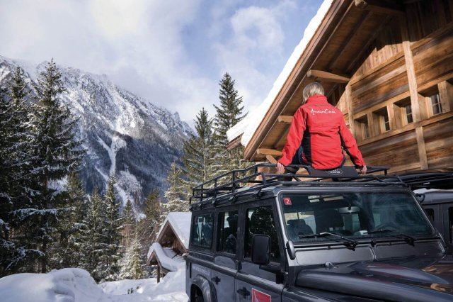 Why having a Private Ski Chauffeur is the Ultimate Luxury Service!