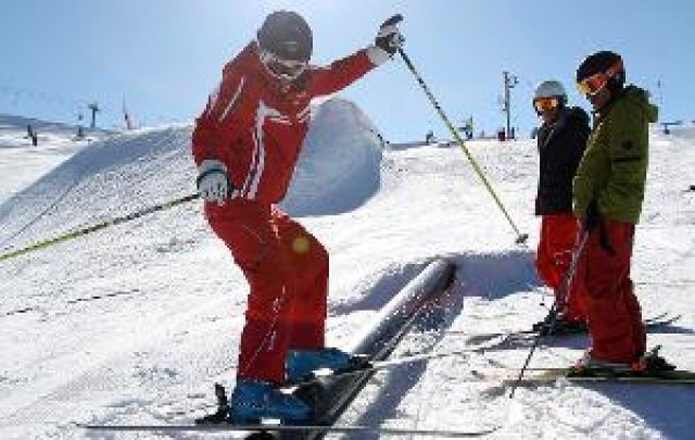 Recommended Winter Alpine Activity Workshops!