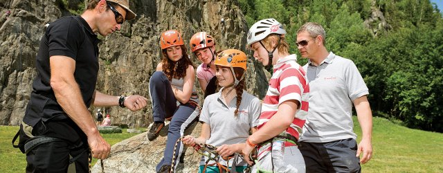 Summer Family Holidays in Chamonix