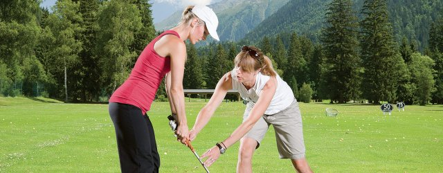 Luxury Golf in Chamonix