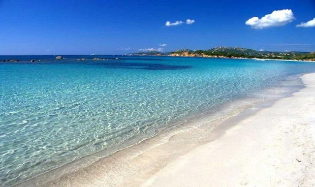 Beaches in South Corsica