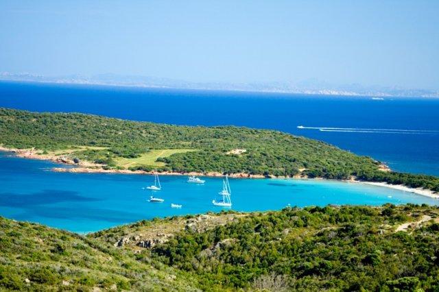 Sailing Corsica and Sardinia