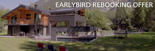 Early Bird Rebooking Offer