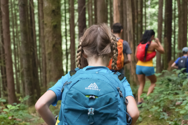 Our Top Family Friendly Hiking Routes